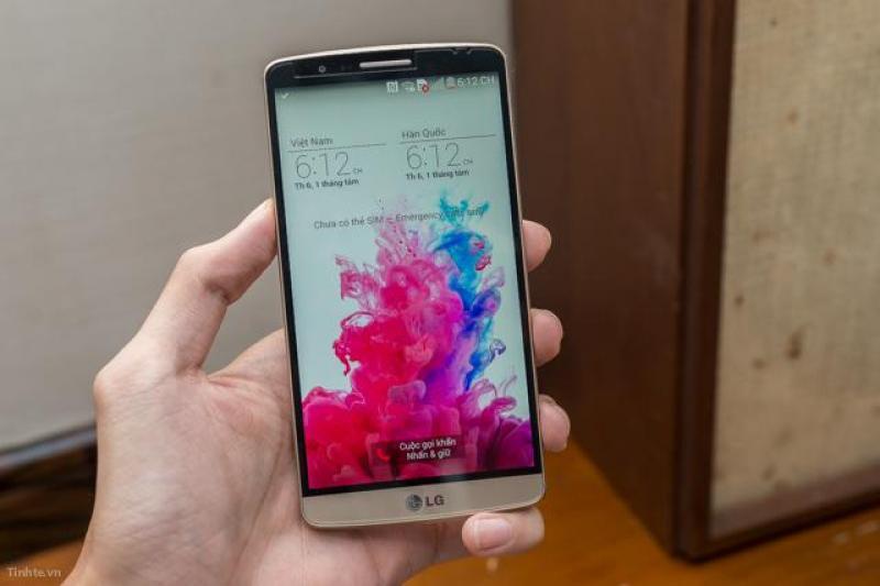 Điện thoại LG G3 cat 6