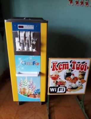 Mình cần thanh lí máy làm kem tươi goodfor 630 giá rẻ