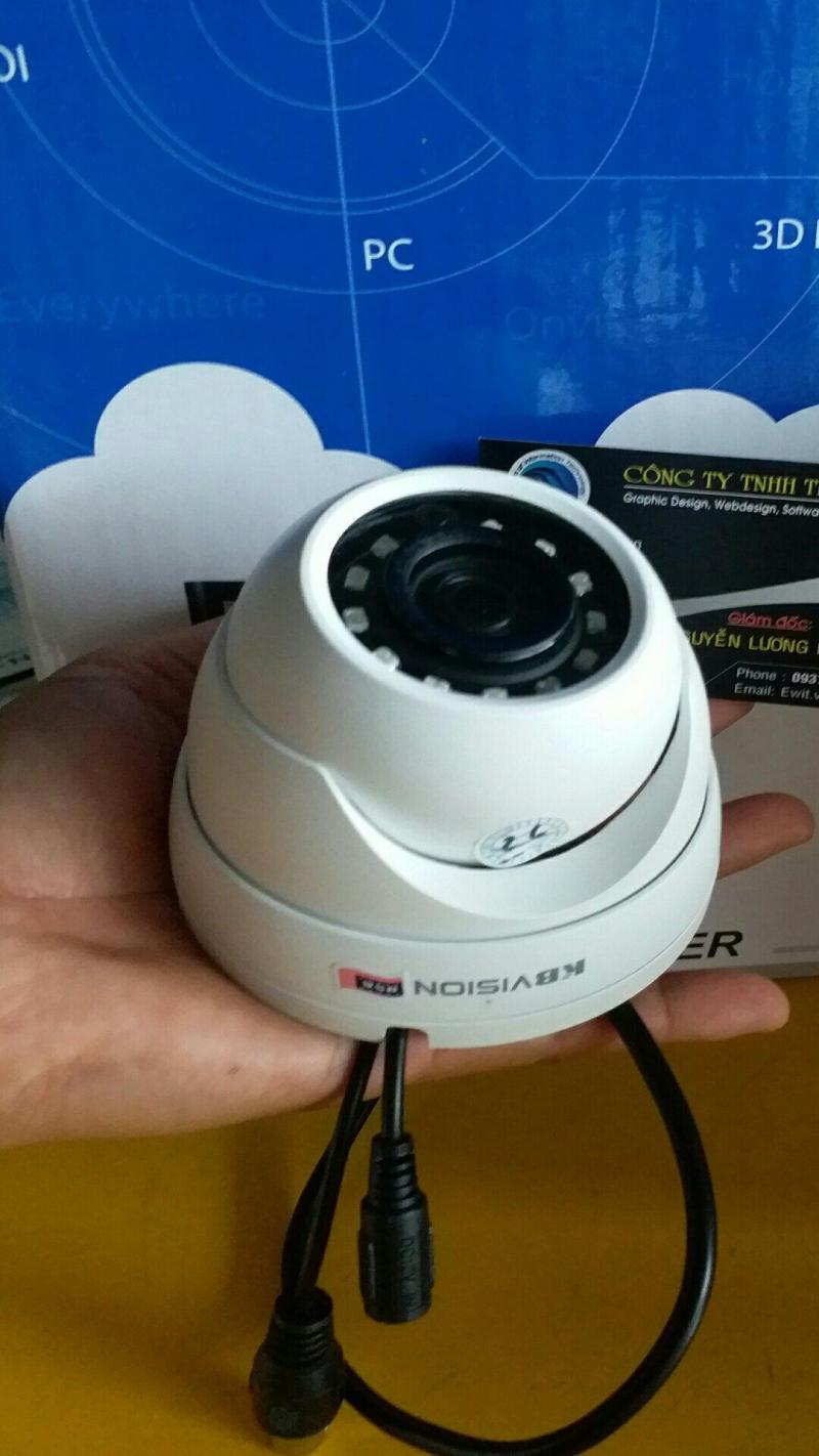 Camera KX-2002S4 lắp đặt  tại  mỹ phước