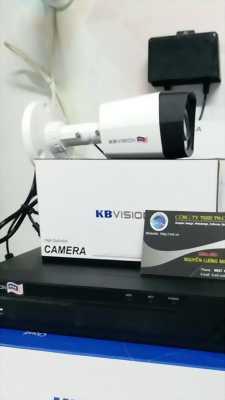 Lắp đặt trọn gói camera quan sát thương hiệu Mỹ