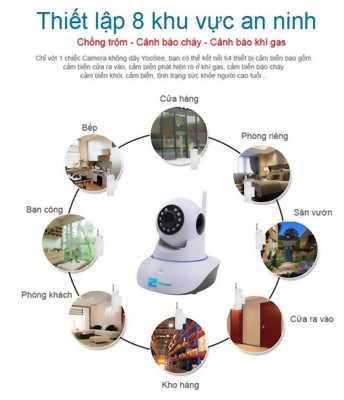 Camera yoosee thông minh, chống trộm, bảo hành 12 tháng