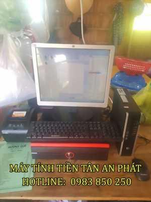 Lắp đặt máy tính tiền cho Quán ăn - nhà hàng tại Cần Thơ