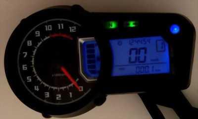 Đồng hồ điện tử - koso cho các loại xe.
