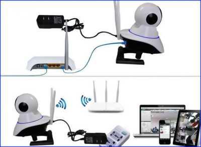 Camera Wifi Full HD Vantech