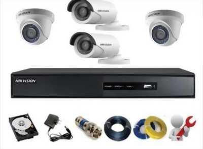 Trọn Bộ Camera Full HD HIK VISION 2.0Mpx