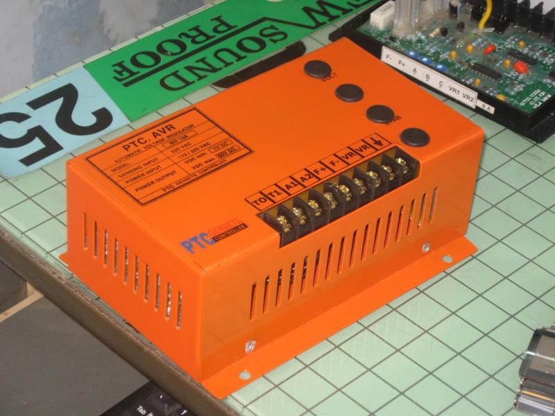 AVR Máy phát điện , bộ kích từ máy phát điện