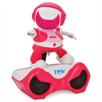 Bán robot tosi nhảy theo nhạc