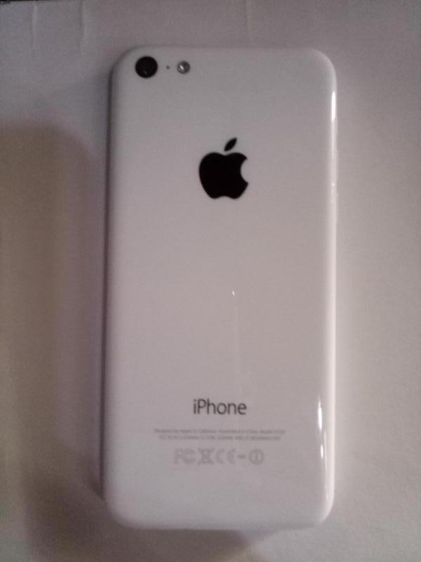 IPhone 5c trắng 16gb