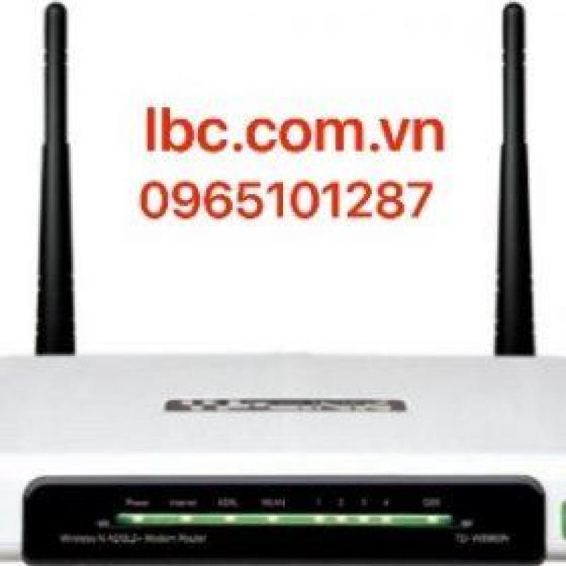 Modem + Wireless TP Link TD-W8960N