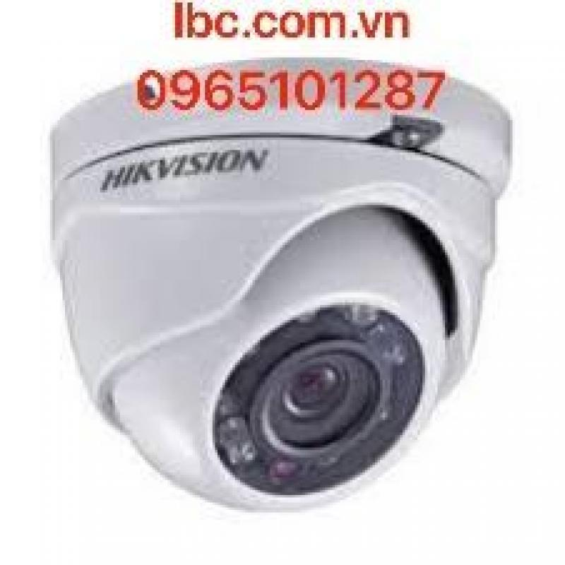 Camera Hikvision DS -2CE56COT-IR ( hd720p IR Dome)