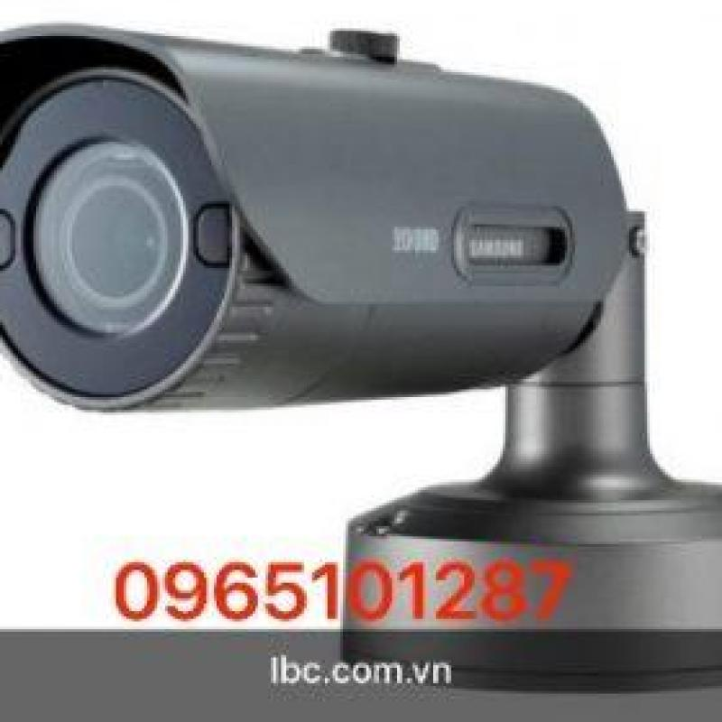 Camera IP 4K hồng ngoại 12 Megapixel SAMSUNG WISENET PNO-9080R/KAP