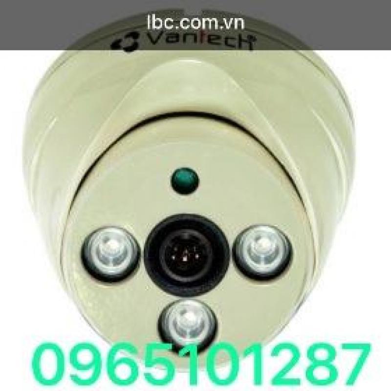 Camera IP Dome hồng ngoại VANTECH VP-183A