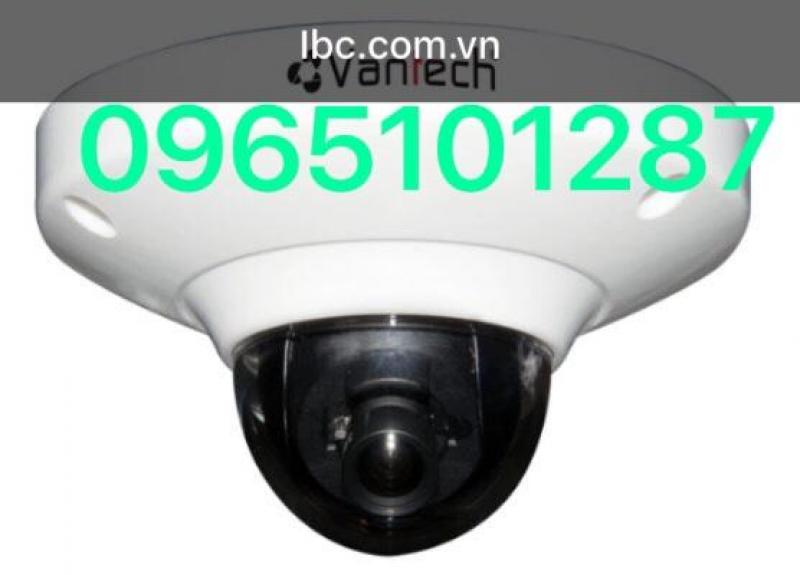 Camera IP Dome VANTECH VP-130M