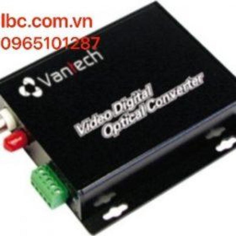 Bộ chuyển đổi video quang VANTECH VTF-02