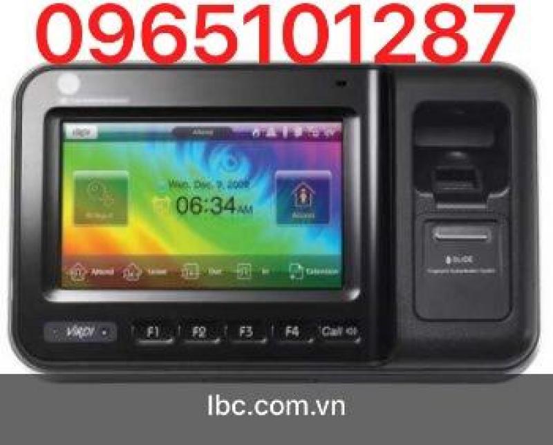 Virdi AC6000 – Thiết bị chấm công kiểm soát cửa bằng vân tay và thẻ cảm ứng