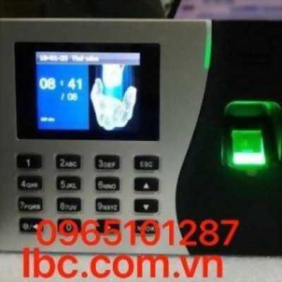 Máy chấm công vân tay thẻ từ RJ 2000 pro