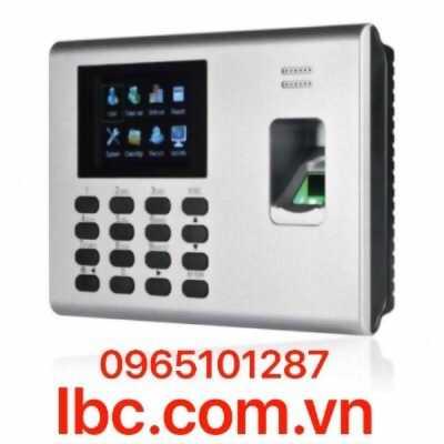 Máy Chấm Công VIRA AC1000 ( Tích hợp sẵn Pin lưu điện 8 tiếng)