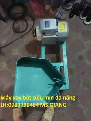 bán máy xay bột khô siêu mịn mới giá rẻ nhất