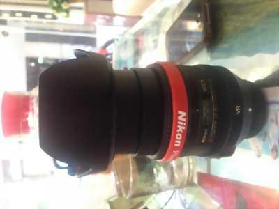 Lens nikon 24-85 ED VR zin theo máy