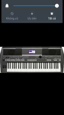 Bán Đàn Organ