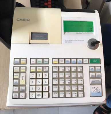 Thanh lý Máy tính tiền cho tiệm nails tại Sài Gòn