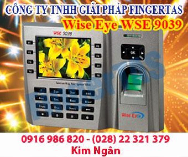 Máy chấm công vân tay WSE 9039  lắp đặt và bảo hành tận nơi