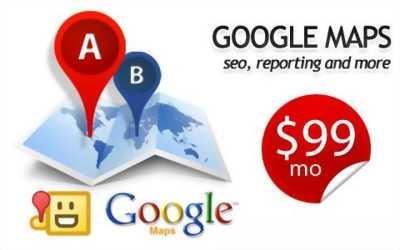 Dịch vụ SEO Google Maps giá rẻ