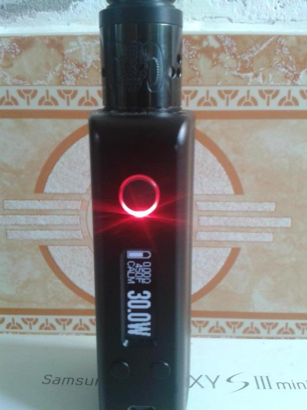 Vape Hotcig Dx75w