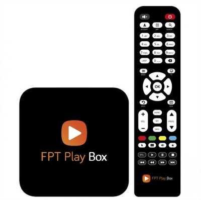 Đầu kỹ thuật số FPT Play Box chính hãng
