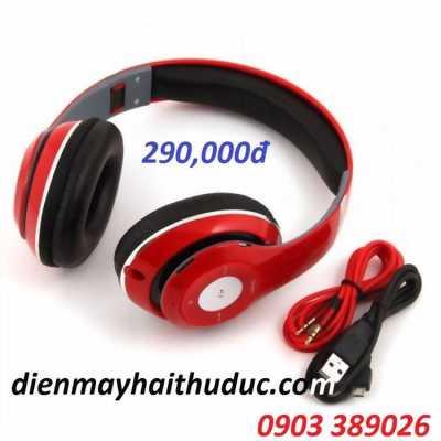 Tai nghe không dây Beats TM-010S hỗ trợ bluetooth,thẻ nhớ,FM