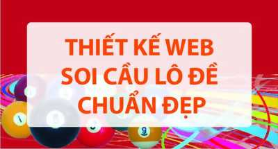 Thiết kế web soi cầu tại tphcm