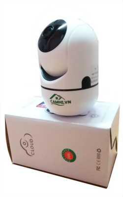 Camera chống trộm Wifi YCC365 tự bám theo chuyển động