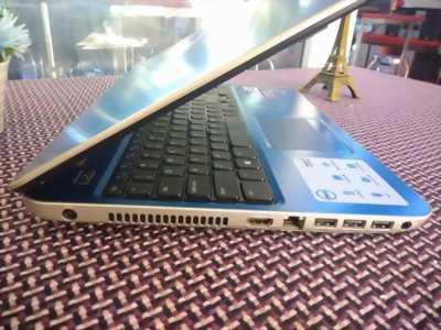 Dell Inspiron 5537 xanh phong thủy, đẹp long lanh