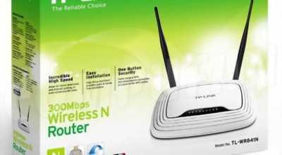 Bộ phát sóng wifi 841