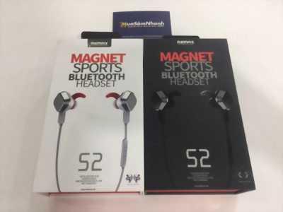 Tai Nghe Bluetooth Remax RM-S2 Hàng Chính Hãng Bảo Hành 03 Tháng