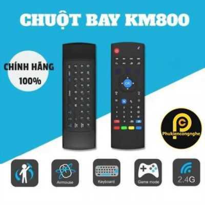 Thông tin AirMouse KM800 - Phím chuột TVBox