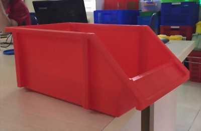 Kệ nhựa đựng ốc vít, kệ đựng chi tiết trong sản xuất