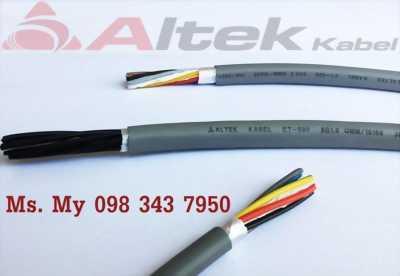 Cáp tín hiệu, Cáp vặn xoắn, cáp mạng, cáp điều khiển Altek kabel
