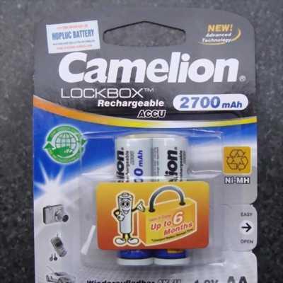 Pin sạc Camelion 2700mAh.