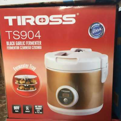 Giảm giá 43% : Máy làm tỏi đen Tiross TS904