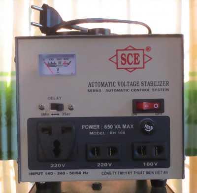 sce power max.650va