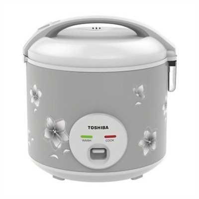 Nồi cơm điện Toshiba.