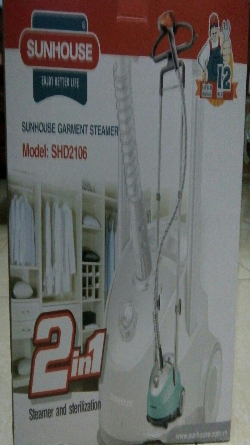 Cấn bán Bàn là hơi Souhouse. Model:SHD2106
