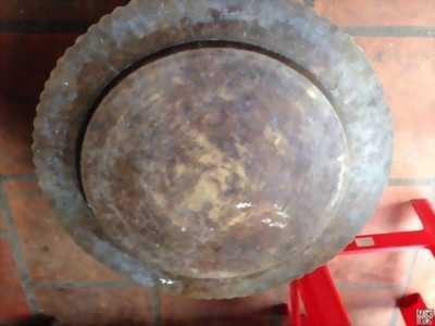 Mâm đồng xưa 2,5 kg
