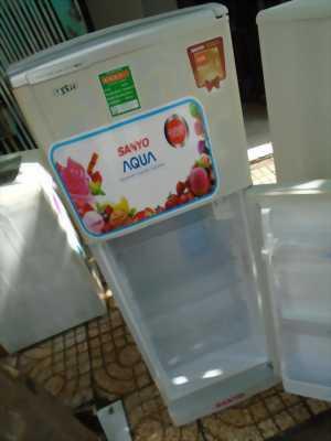 Tủ lạnh Sanyo 165l quạt gió nguyên bản
