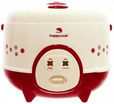 Nồi cơm điện Happycook 180A Đỏ