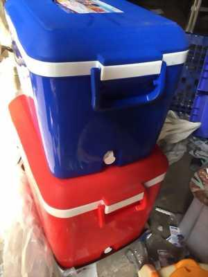 Thanh lý thùng đựng đá 50 lít mới