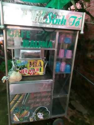Cần bán xe nước mía tại Đồng Nai.