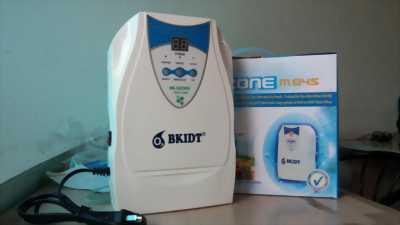 Máy sục rửa thực phẩm ozone