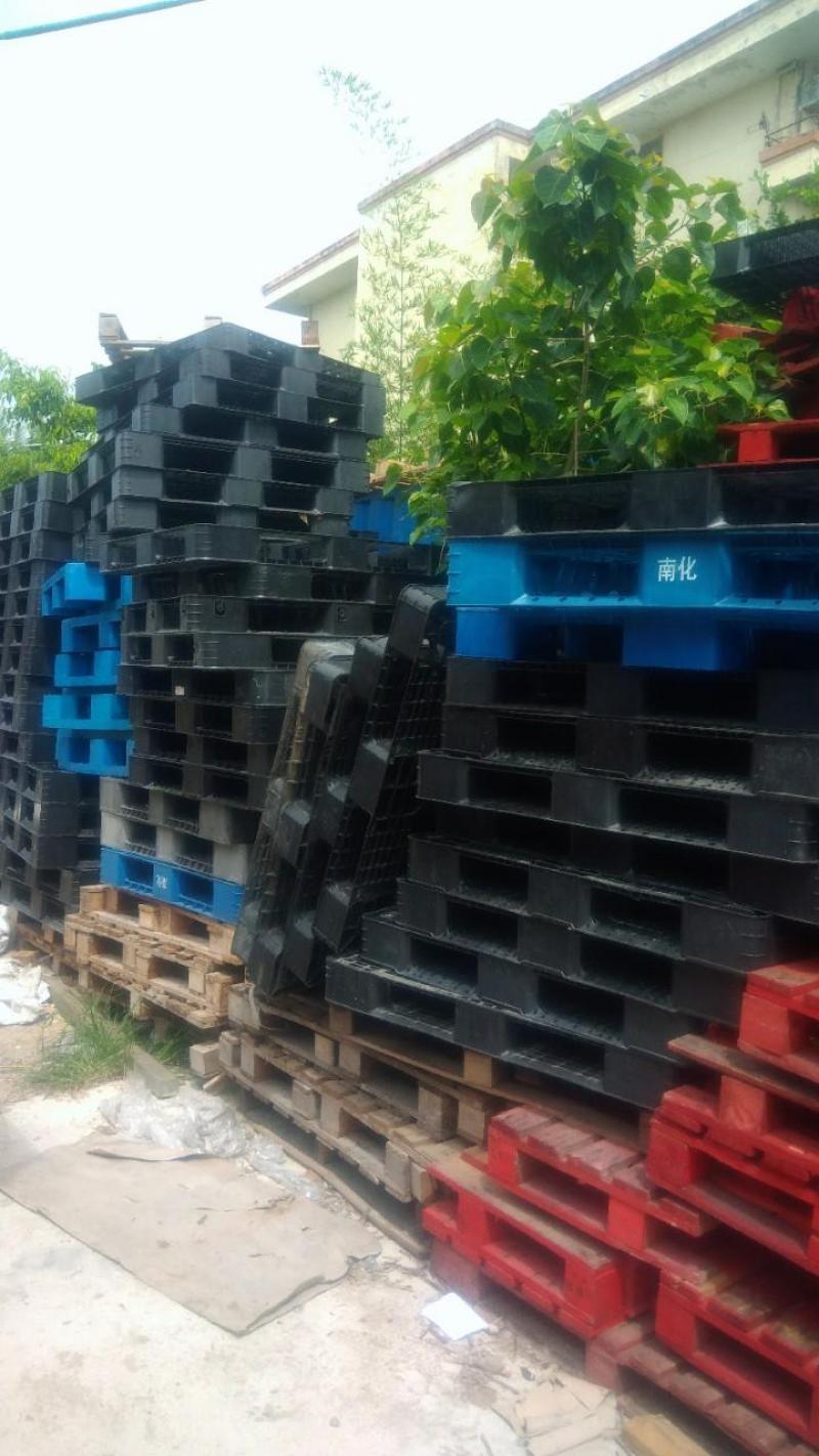 Thanh lý pallet nhựa pallet gỗ tại Đà Nẵng
